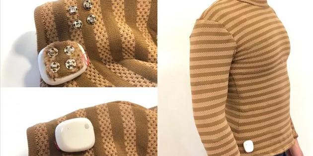 Yaşamsal bulguları monitörize eden kıyafet geliştirildi