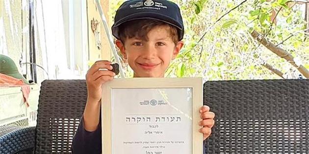 6 Yaşındaki Bir Çocuk, 3.500 Yıllık Bir Kil Tablet Keşfetti