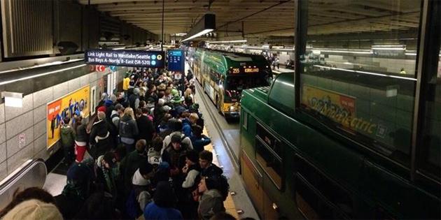 Metro tünellerinde ortaya çıkan enerji, binlerce haneyi ısıtmak için kullanılabilir