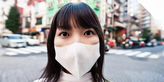 Geliştirilen bir maske virüsü ''etkisiz hale '' getiriyor