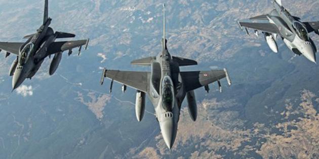 TSK'dan PKK'ya hava harekat�