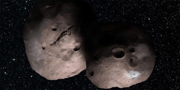 İnsanlık tarafından incelenen en uzak cisim MU69!