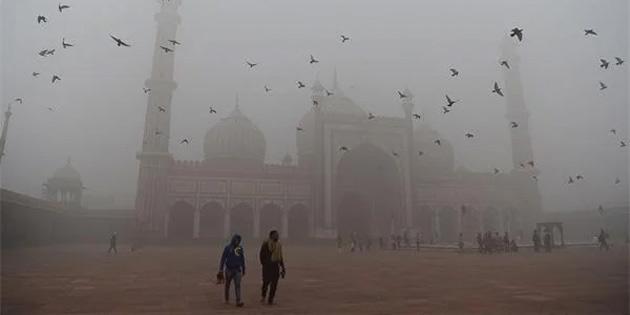 Yeni Bir Araştırmaya Göre Dünyanın Havası En Kirli Ülkesi Hindistan