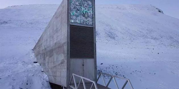 Norveç'te bulunan kıyamet ambarı, bugüne kadarki en büyük bağışı aldı