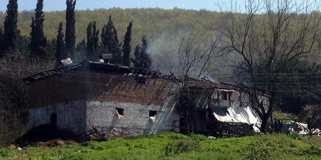 Yangın faciası: 3 çocuk öldü