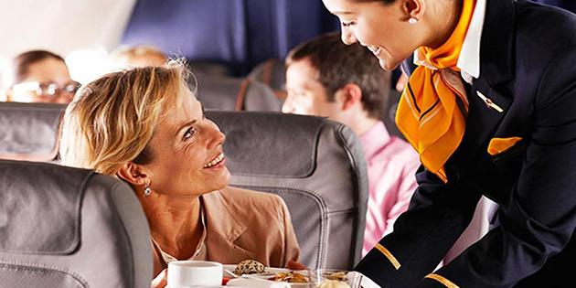 Uçak kabinindeki hava evdekinden daha temiz!