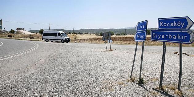 Diyarbakır'daki 59 köyde sokağa çıkma yasağı