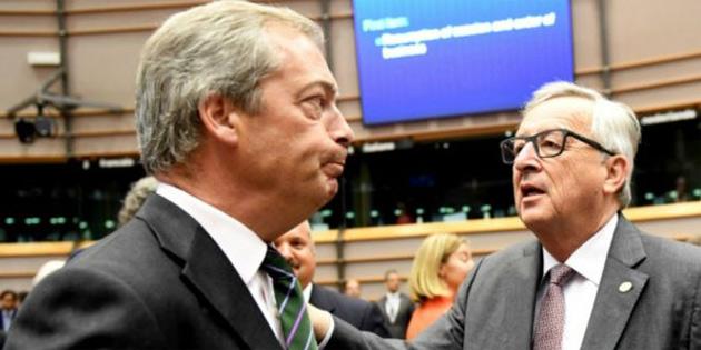 Avrupa Parlamentosu'nda Brexit �fkesi