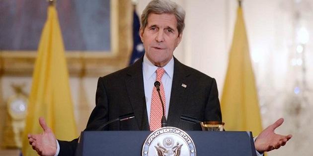 Kerry'den Rusya'ya anla�ma tehdidi