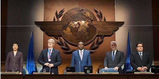 T�rkiye, ICAO Konsey �yeli�ine aday