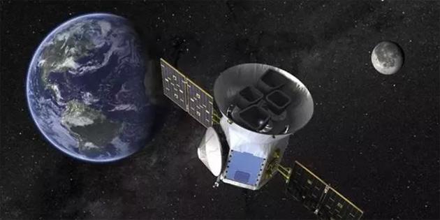 NASA'nın dev gezegen avcısı TESS, uzaylı aramaya başlıyor