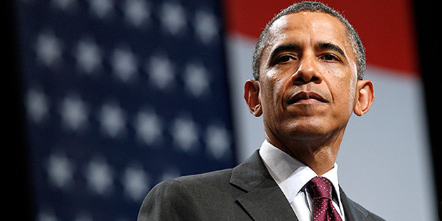 Obama bizi s�rt�m�zdan vurdu