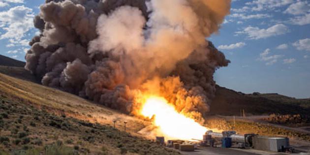 Mars'a gidecek roket i�in son deneme