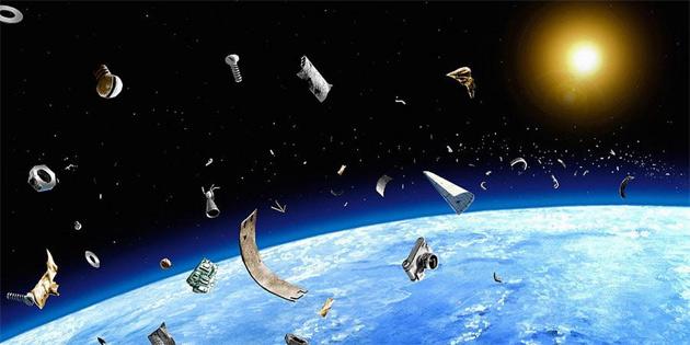 Uzay Çöplerini Temizlemek İçin Geri Dönüşüm İstasyonu Kurulacak