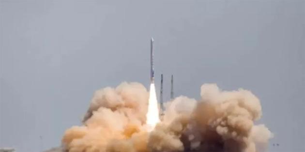 Çinli uzay şirketi iSpace, ilk kez yörüngeye çıktı