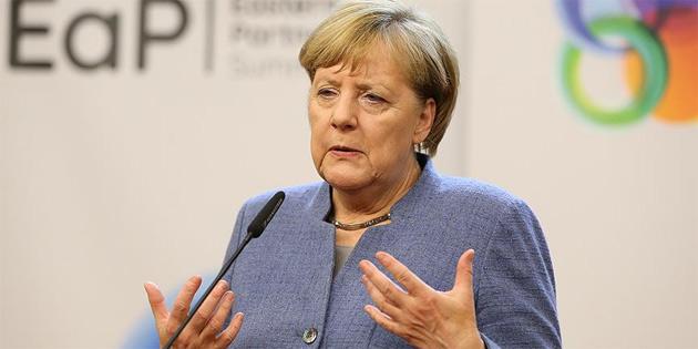 Merkel'den sığınmacı açıklaması