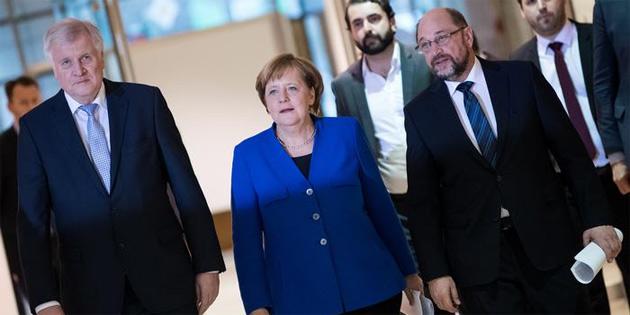 Koalisyon görüşmeleri mülteci siyasetine takıldı