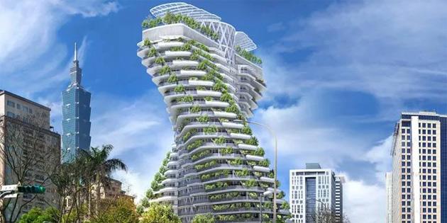 Geleceğin binaları beton yerine bakterilerle inşa edilebilir