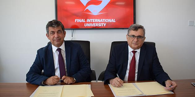UFÜ ile LAÜ arasında işbirliği protokolü imzalandı