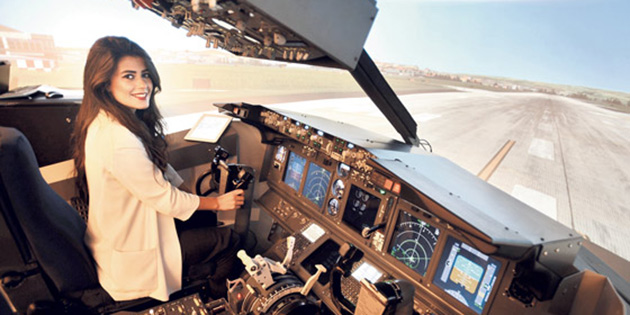 Pilotaj eğitimi için yüzde 50 burs