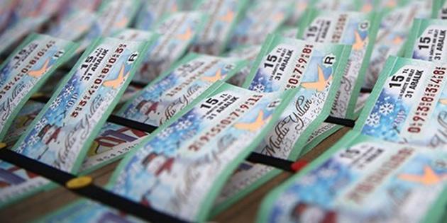 Milli Piyango'da şanslı biletlerden biri KKTC'de