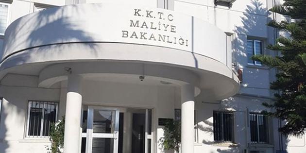 Maliye Bakanlığı Kasım ayında yaklaşık 645 milyon TL'lik ödeme yaptı