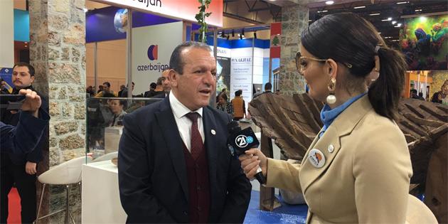 Ataoğlu KKTC'nin turizm sektöründe dünya ile yarışır pozisyonda olduğunu söyledi