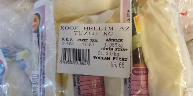 """""""KOOP-SÜT ürünlerini süresiz boykot kapsamına aldık"""""""