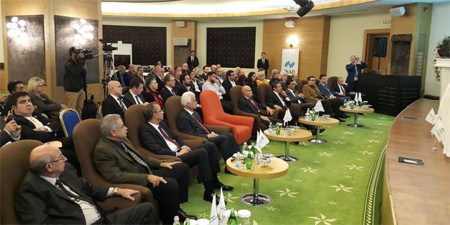 İŞAD'ın yeni başkanı Dengiz Kürşat...