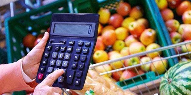 Haziranda enflasyon yüzde 1.01