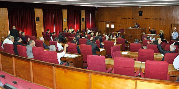 Bütçe, Meclis Genel Kurulu'nda görüşülmeye başlıyor
