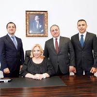 Güngör Sipahioğlu, Yönetim Kurulu Başkanı