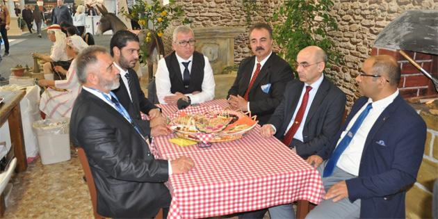 Kuzey Kıbrıs ITB Berlin Fuarının ikinci gününde de tanıtımlarına devam ediyor