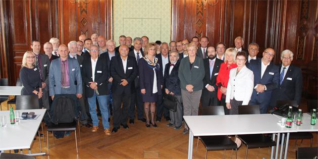 İMO, Avrupa İnşaat Mühendisleri Konseyi Genel Kurulu'na katıldı