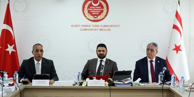İçişleri Bakanlığı bütçesi oyçokluğu ile onaylandı
