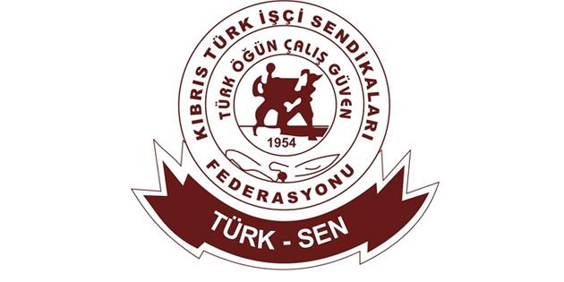 """Türk-Sen: """"Yeni asgari ücret acilen günün koşullarına uygun olarak belirlenmeli"""""""