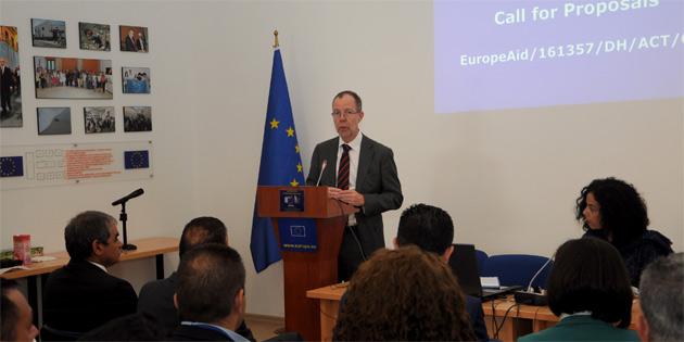 Avrupa Birliği'nden tarımsal yatırımlar için 5 milyon Euro'luk hibe
