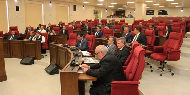 Hukuk Dairesi bütçesi oy birliğiyle kabul edildi