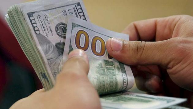 Dolar/TL, son bir ayın en düşük seviyesinde