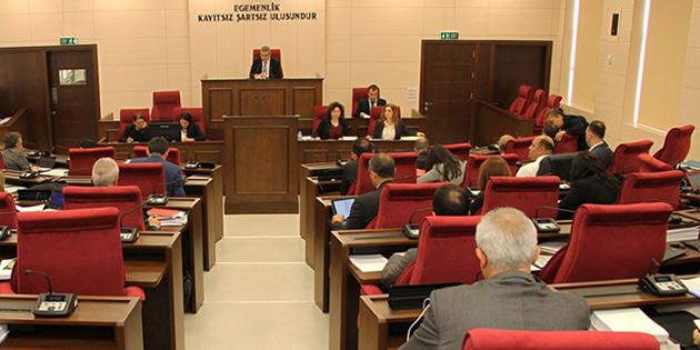 Bayındırlık ve Ulaştırma Bakanlığı bütçesi oyçokluğu ile onaylandı