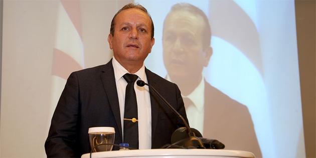 """""""Turizmde ve her alanda yolumuza konulan taşları Türkiye ile birlikte tek tek kaldıracağız'"""