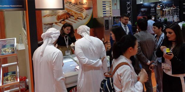 KKTC firmaları Sial Middle East Gıda Fuarı'nda