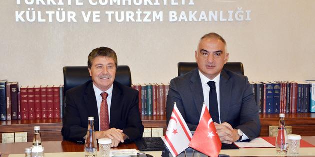"""""""TURİZMİ DAHA İLERİ NOKTALARA TAŞIYACAĞIZ"""""""