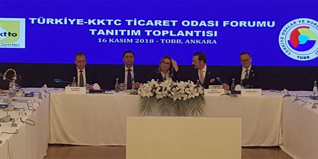 'Türk Eximbank'ın kapıları KKTC'li ihracatçılarımıza açıktır'