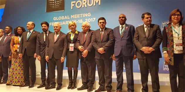 KKTC, İstanbul'daki Dünya Turizm Forumu'nda temsil ediliyor