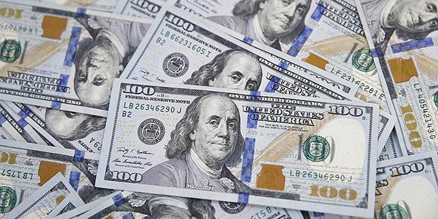 Dolar/TL 2,94'�n alt�nda dengelendi