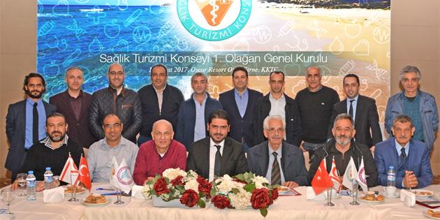 Sağlık Turizmi Konseyi 1. Olağan Genel Kurulu yapıldı