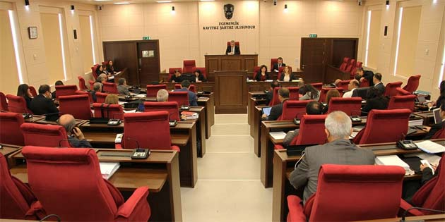 Kamu hizmeti komisyonu bakanlığı bütçesi ele alınıyor