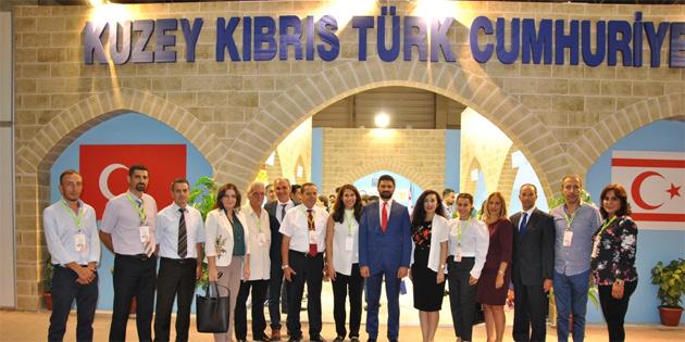 İzmir Enternasyonal Fuarına KKTC'den 8 firma katılıyor