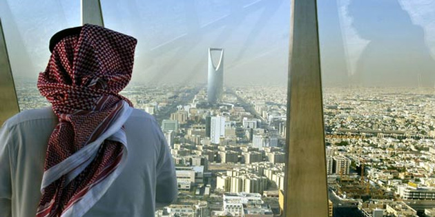 Suudi Arabistan ekonomisinde tehlike �anlar�